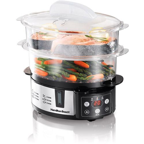 Hamilton Beach Digital Food Steamer, 37537