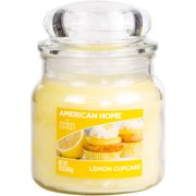 American Home by Yankee Candle Lemon Cupcake, 12 oz Medium Jar Candle