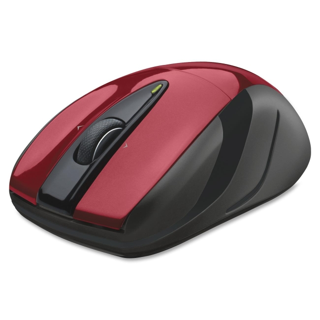 Logitech Wireless Mouse M525 - Optical - Wireless - Radio Frequency - Black - USB - 1000 dpi - Computer - Scroll Wheel -