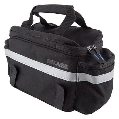 BiKase 1063 Transporter Strap-On Seat Bag 110Ci Black