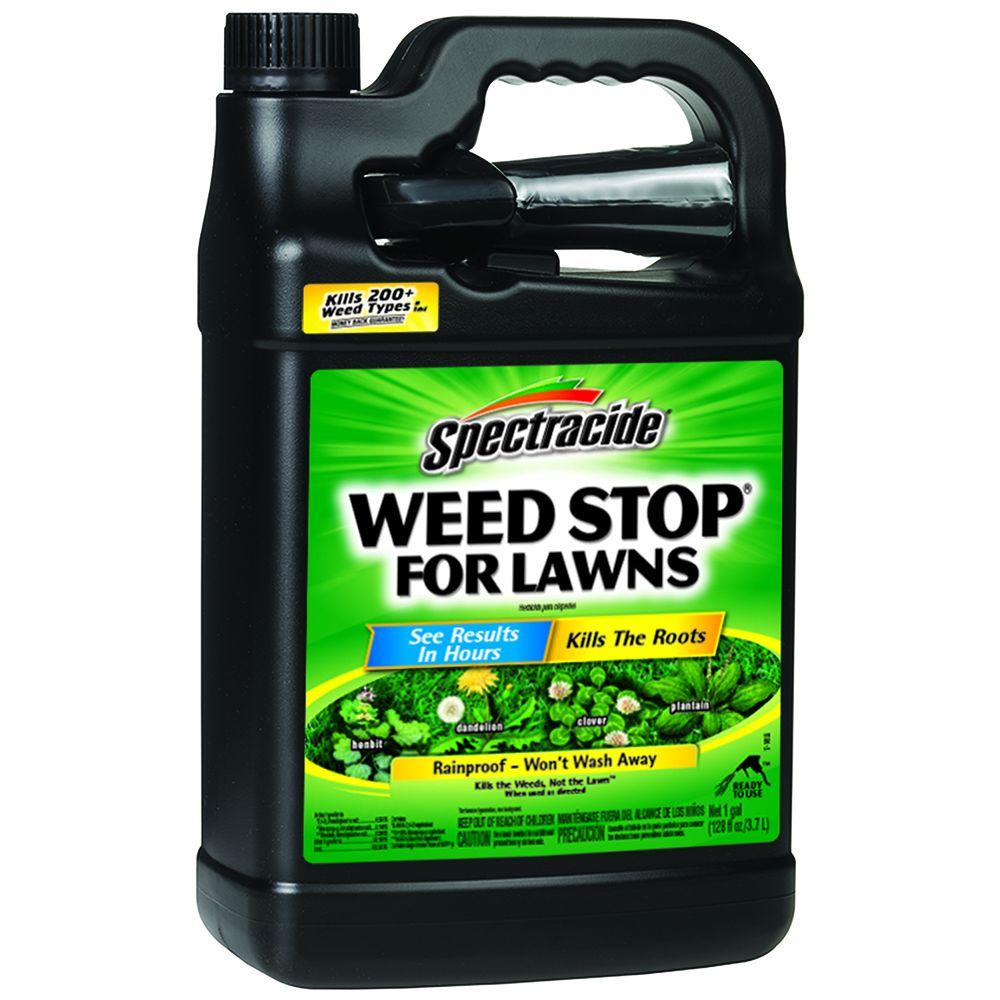 Spectracide Weed Stop for Lawns Ready-to-Use, 1-Gallon