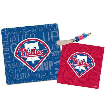 Philadelphia Phillies Gift (Philadelphia Phillies It's a Party Gift Set - No Size)