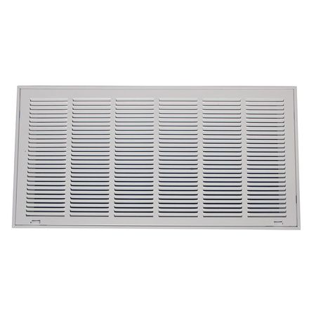 "4MJT9 14x30"" Filtered Return Air Grille, White"