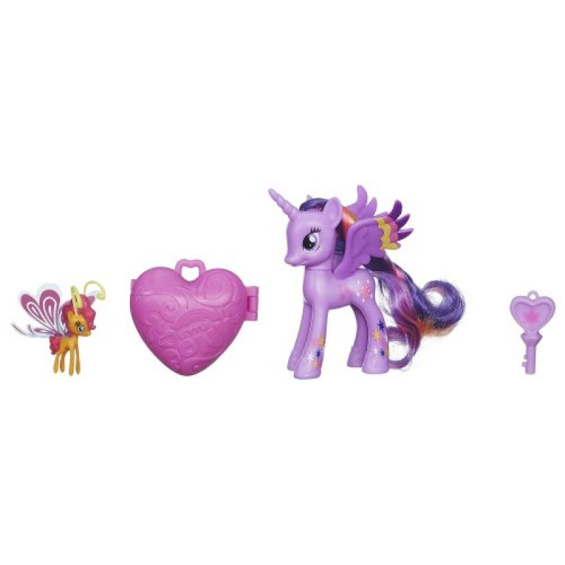 My Little Pony Twilight Sparkle and Sunset Breezie Figures
