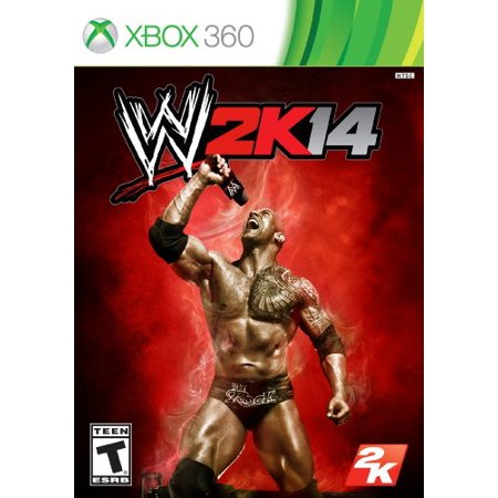 WWE 2K14 - Xbox 360 Top Video Game for Pro Wrestling Fans - Be any (Best Wwe Game For Xbox 360)