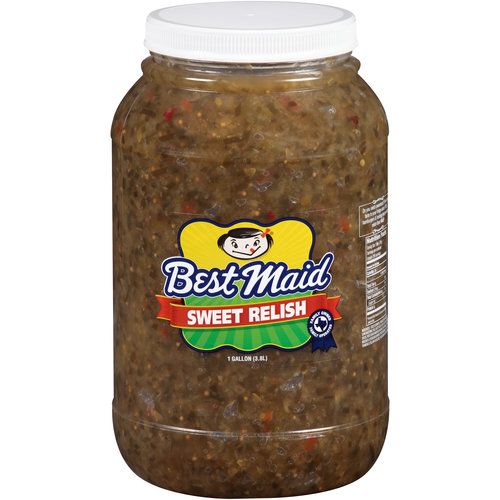 Best Maid Sweet Relish, 1 gal