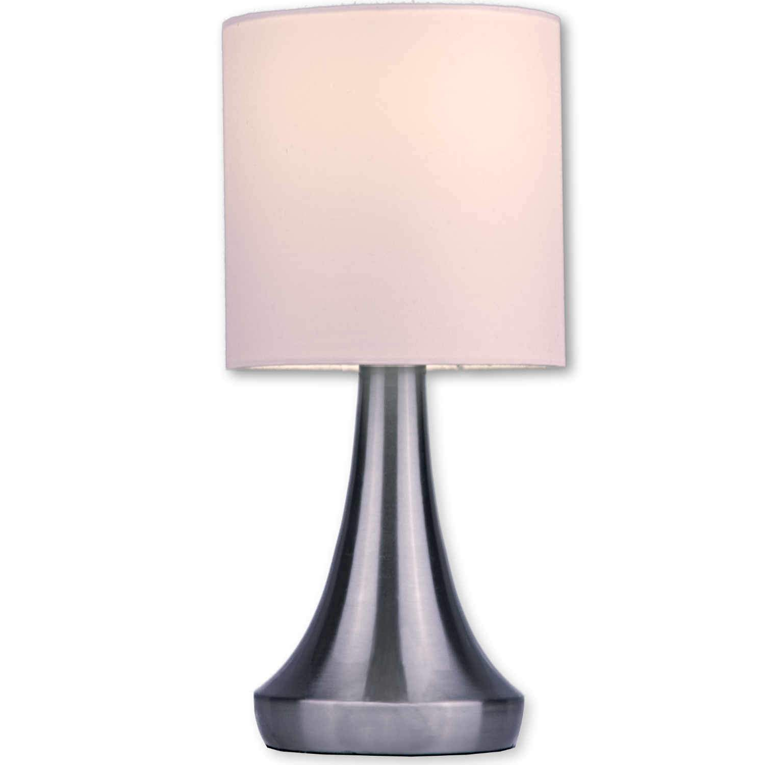 nightstand lamp with dimmer desk light accents touch table lamp modern 13