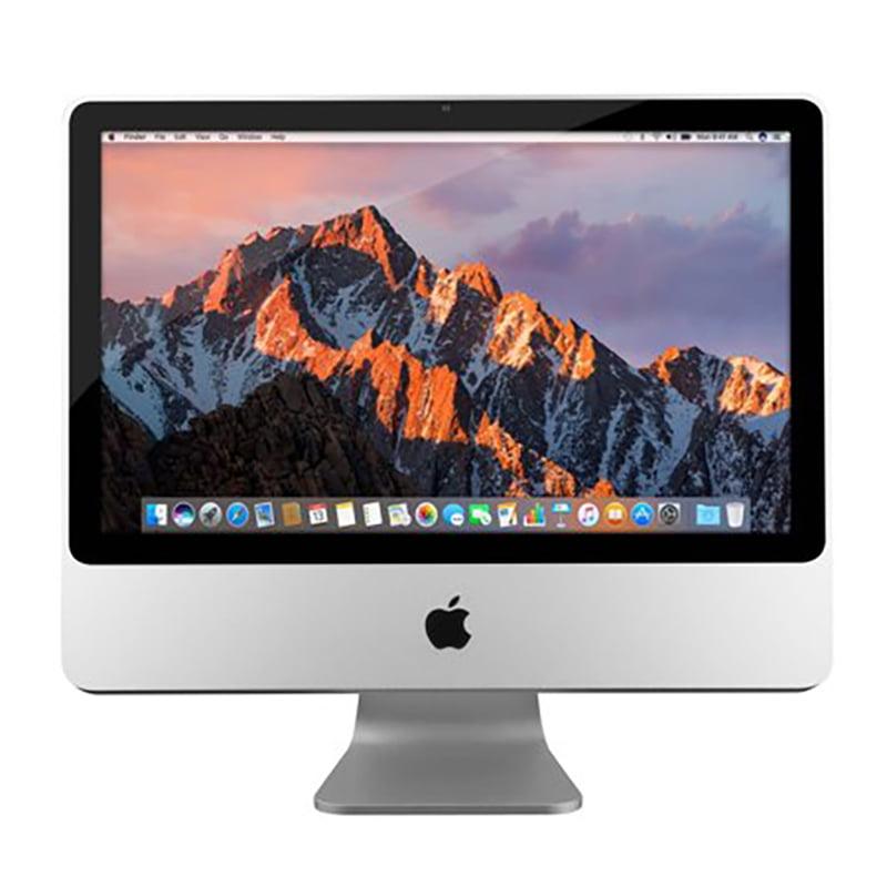 "Apple iMac MF883LL/A 21.5"" Intel Core i5-4260U X2 1.4GHz 8GB 500GB, Silver - Refurbished"