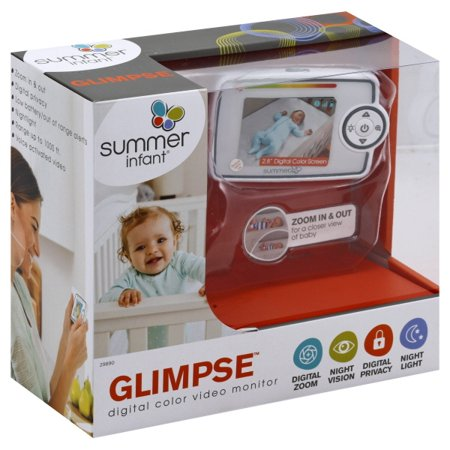 Summer Glimpse Digital Video Baby Monitor