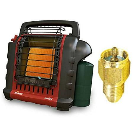 Propane Tank Top Heater - Mr. Heater Portable