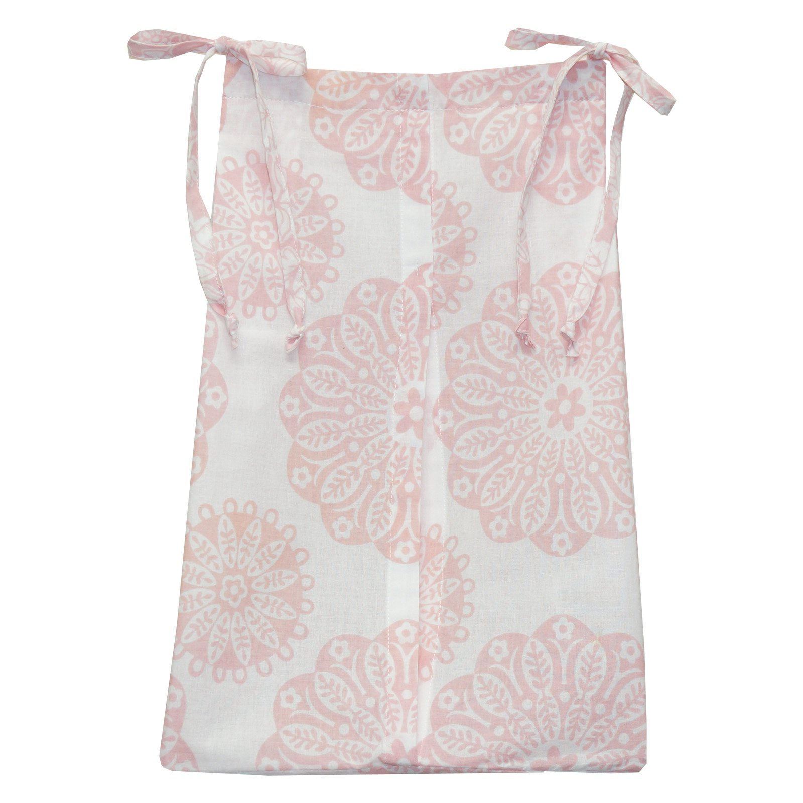 Sweet & Simple Pink Diaper Stacker by Cotton Tale Designs by Cotton Tale Designs
