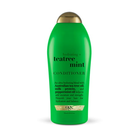 OGX Hydrating + Teatree Mint Conditioner Salon 25.4oz (Sebastian Hydrating Conditioner)
