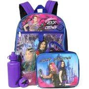 Disney Descendants 5 Pc Set Backpack