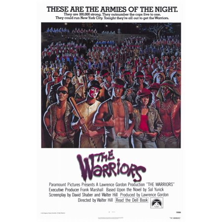 The Warriors - movie POSTER (Style A) (27