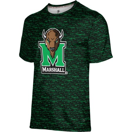 ProSphere Men's Marshall University Brushed Tech Tee