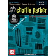 Essential Jazz Lines : The Style of Charlie Parker, Guitar Edition