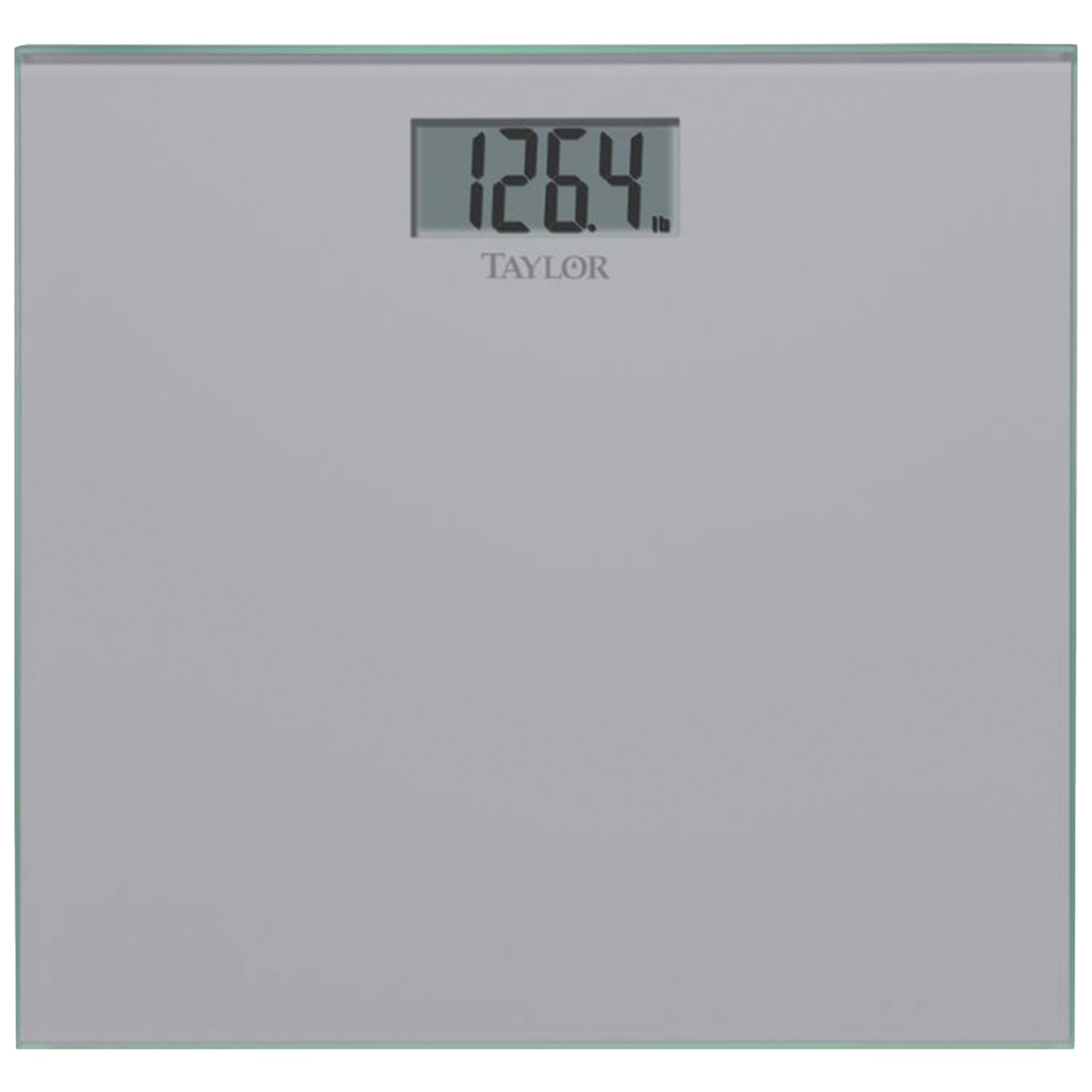 """Taylor Precision Products 755841933s Digital 1.58"""" Lcd Bath Scale"""