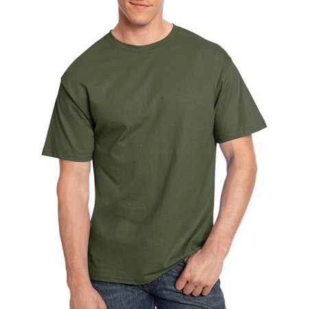- Men's Tagless Short Sleeve Tee