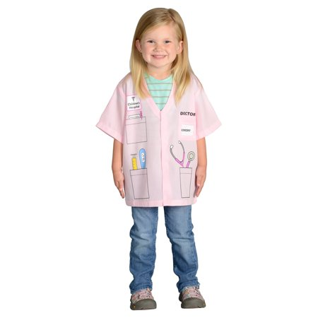 English First Halloween (My First Career Gear Doctor Toddler Halloween Costume, Size)