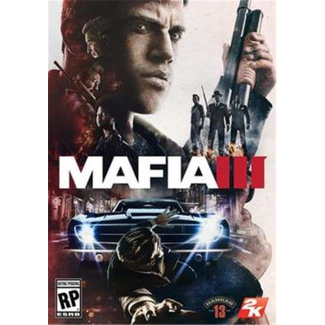 Take-Two 41813 Mafia III Deluxe Edition for Pc - image 1 of 1