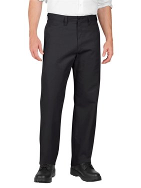 a474343a Product Image Mens Industrial Flat Front Pant, Size 42x32