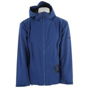 Sessions Evolution Snowboard Jacket Blue Mens