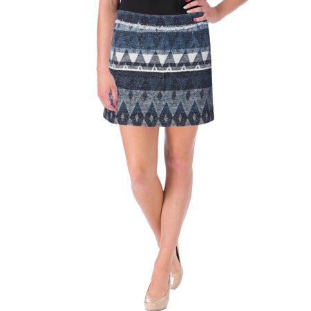 301cbd538 Sam Edelman - Sam Edelman Womens Tribal Fringe Mini Skirt - Walmart.com