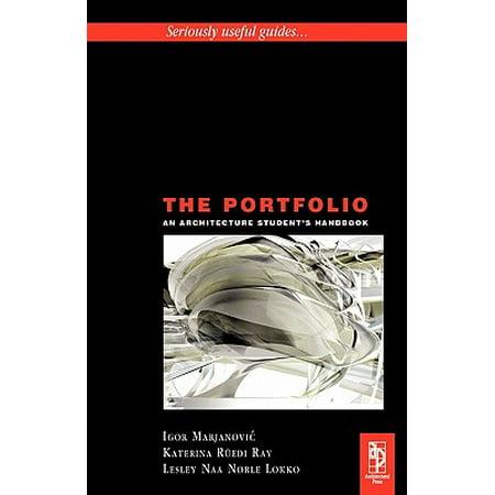The Portfolio (Best Architecture Student Portfolio)
