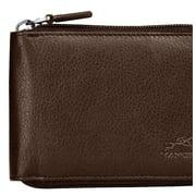 Mancini San Diego Men's Zippered Wallet