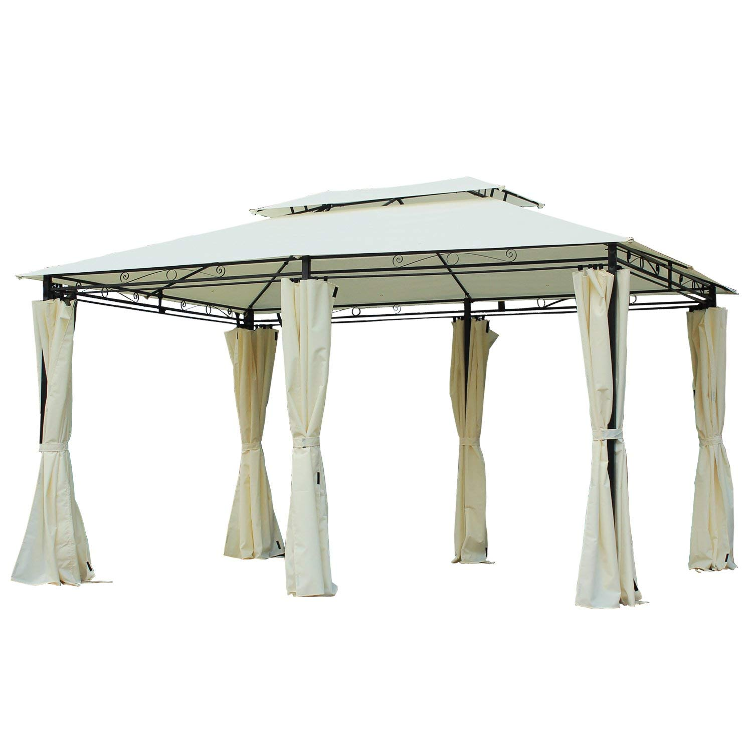Garden Winds Replacement Canopy Top Cover for Outsunny ...