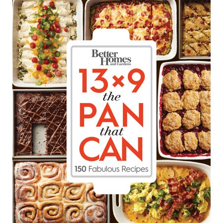 Better Home And Garden Halloween Recipes (Better Homes and Gardens 13x9 The Pan That Can : 150 Fabulous)