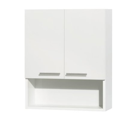 Amare Wall - Wyndham Collection Amare 24'' W x 29'' H Wall Mounted Cabinet