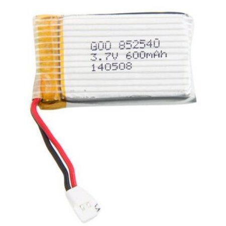 Mkt Upgraded 3 7V 25C Lio Battery For Syma X5 X5c X5sc Rc Helicopter  600Mah  1 Pc