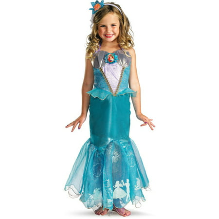 Ariel Prestige Child Halloween Costume (Ariel Costume For Adults)