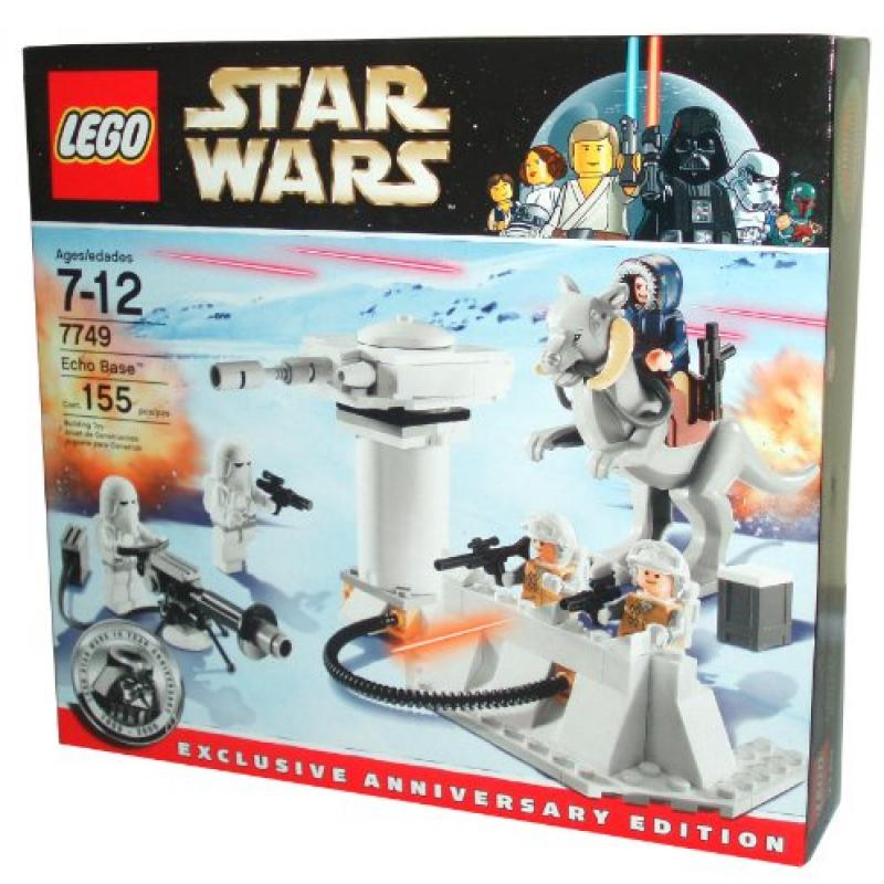 Star Wars Empire Strikes Back Echo Base Set LEGO 7749