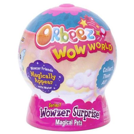 Orbeez Wow World Series 1 Wowzer Surprise Magical Pets Mystery Pack (Wow Halloween Pets)