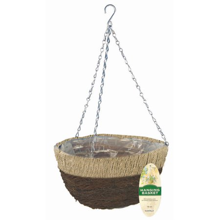 World Source Partners Metal Hanging Planter