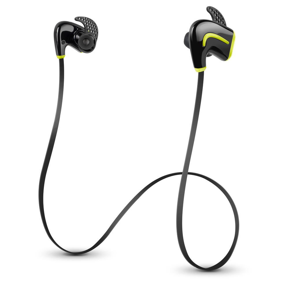 Photive BTE50 Wireless Bluetooth Earbuds. Wireless Sports Earphone Headphones with built-in Microphone