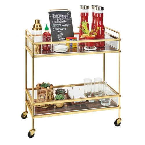 Cal-Mil Beverage Cart by