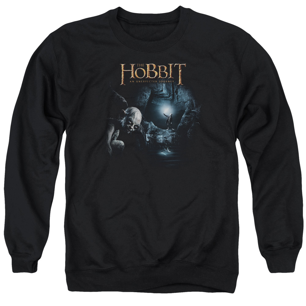 The Hobbit Light Mens Crewneck Sweatshirt