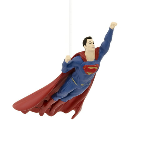 Hallmark DC Comics Superman Christmas Ornament