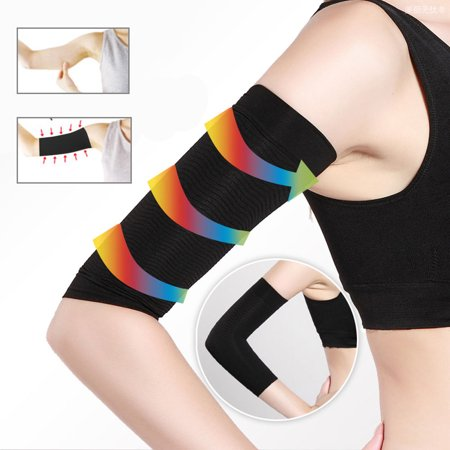 9146b7aed6 1 Pair Women Slimming Arm Shaper Fat Buster Off Cellulite Weight Loss Wrap  Belt - Walmart.com