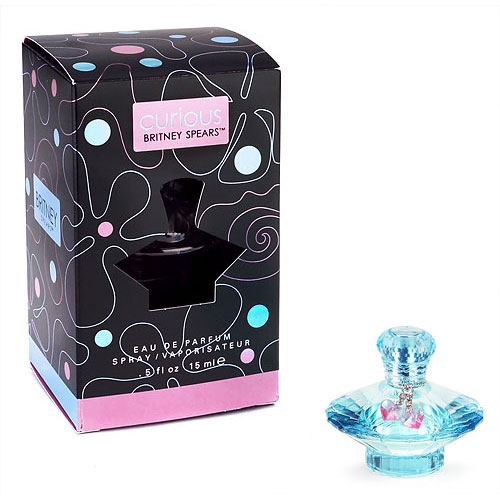 Britney Spears Curious Eau de Parfum Spray, 1 fl oz