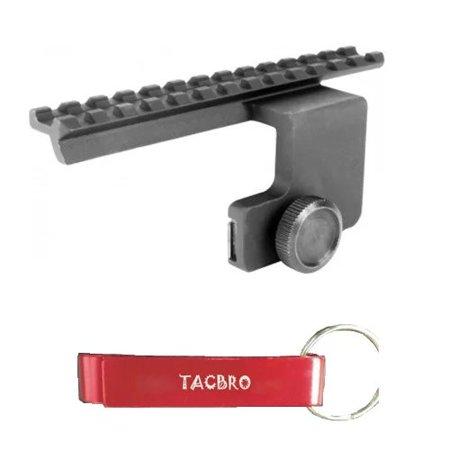 TACBRO RUGER MINI-14 SIDE MOUNT with One Free TACBRO Aluminum Opener(Randomly Selected