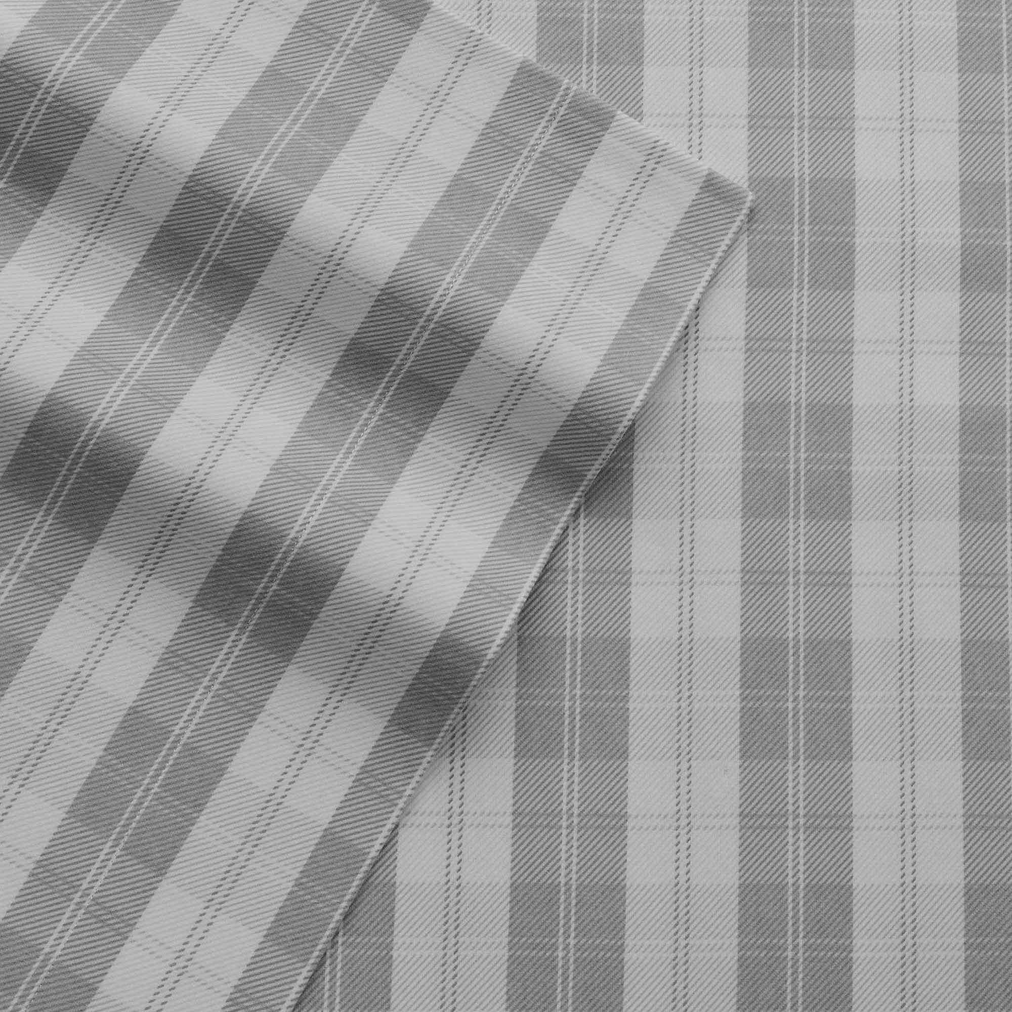 Cuddle Duds King Flannel Sheet Set - 100% Cotton Deep Poc...