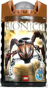 LEGO Bionicle Mini Visorak Roporak Spider Animal
