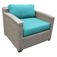 Sol 72 Outdoor Romford Patio Chair with Cushions