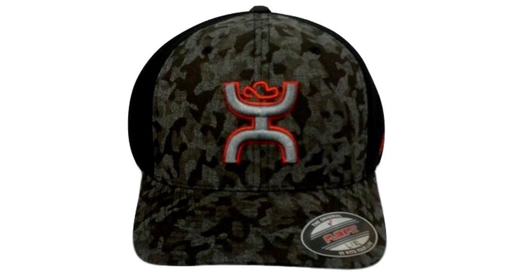 2bc0bc8f09d07 HOOey - HOOey Hat Mens Baseball Flexfit Chris Kyle Memorial Camo CK007 -  Walmart.com