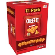 Cheez-It® Original Baked Snack Crackers 12.1 Oz, 12 Ct