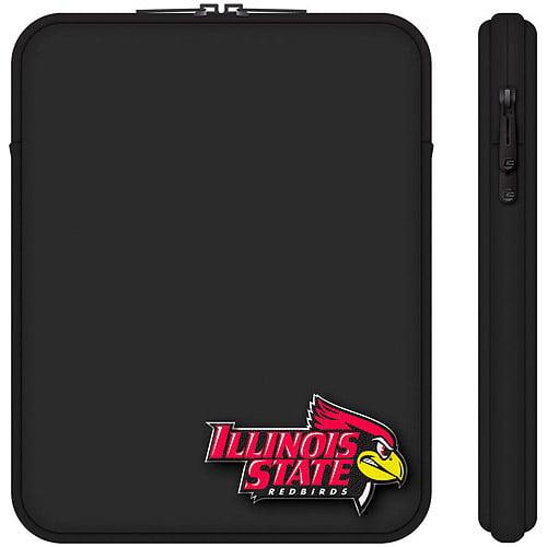 "Centon 10"" Classic Black Tablet Sleeve Illinois State University"
